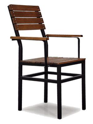 Metal Kollu Sandalye