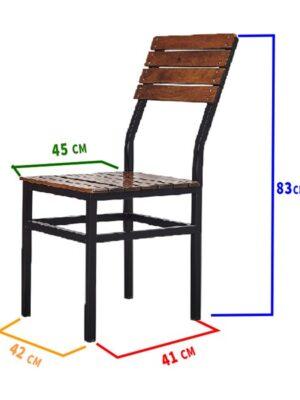 Oltu Metal Sandalye
