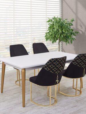 Prizma Yemek Masası Takımı