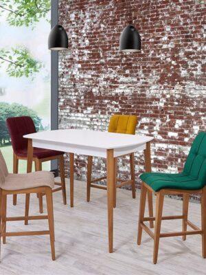 Riga Cafe & Bar Masa Takımı
